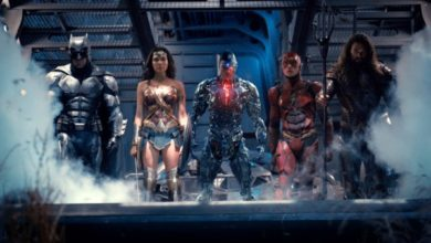 Cast supereroi di Justice League