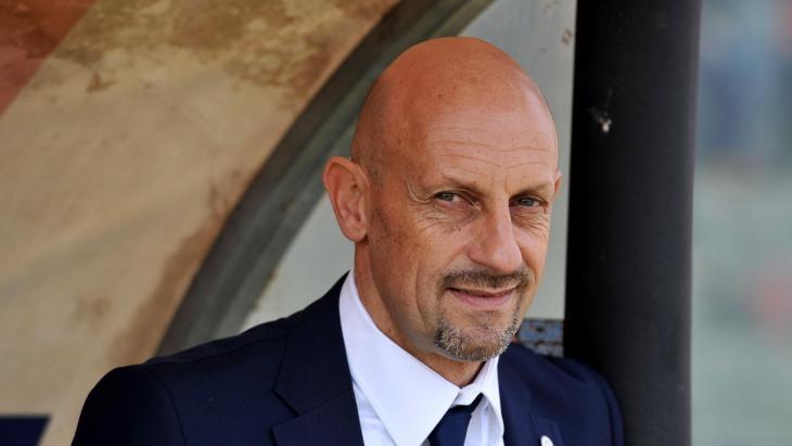 Domenico Di Carlo Spezia Napoli Coppa Italia 2017