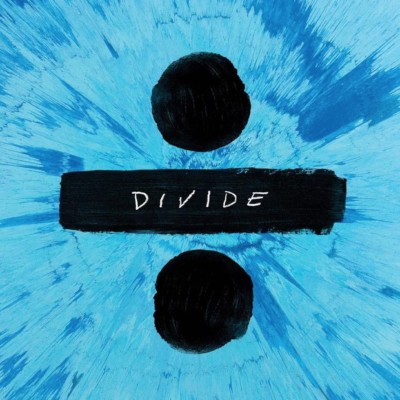 cover ufficiale dell'album Divide di Ed Sheeran