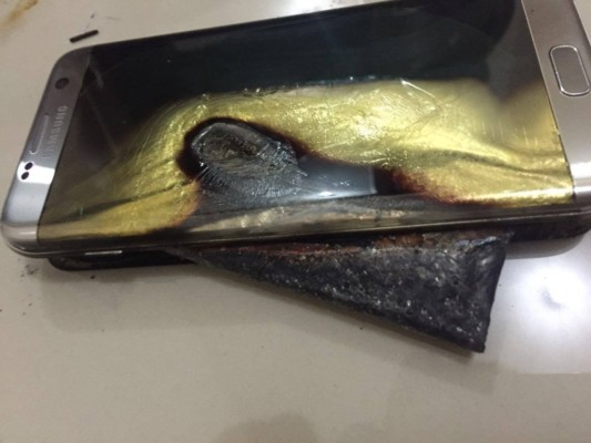 Perché il Galaxy Note 7 esplodeva?
