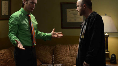 Jesse in Better Call Saul 3 stagione