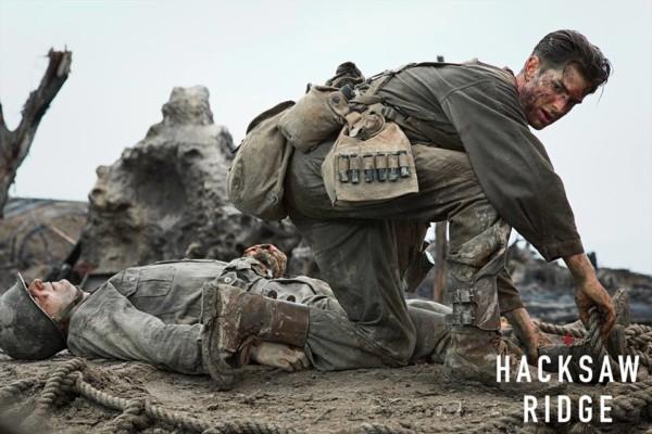 La Battaglia di Hacksaw Ridge Recensione - poster del film