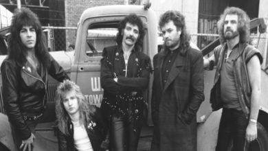 Foto della band metal Black Sabbath
