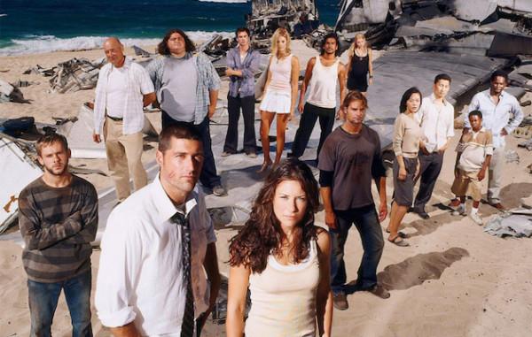 Poster della serie tv Lost