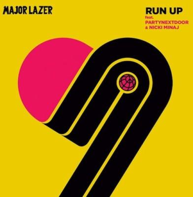 Major Lazer Run UP con Nicki Minaj