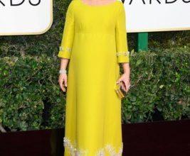 Natalie Portman ai Golden Globe 2017