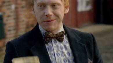 Rupert Grint nella serie tv Snatch