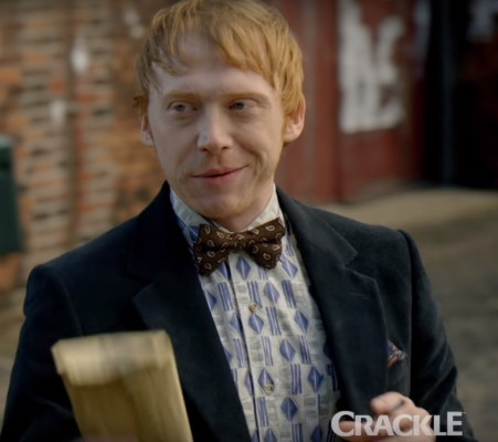 Rupert Grint nella serie tv Snatch - trailer e trama serie tv Snatch