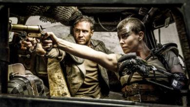 Tom Hardy sequel Mad Max Fury Road