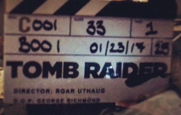 Tomb Raider 3 marzo 2018 produzione iniziata