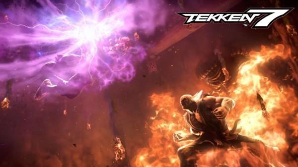 nuovo trailer di Tekken 7