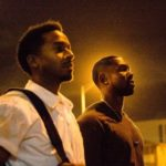 André Holland e Trevante Rhodes in Moonlight.