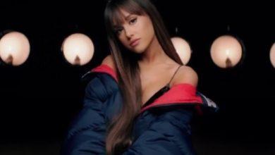Ariana Grande lyric video Everyday.