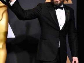 Casey Affleck miglior attore Oscar 2017