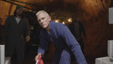 Daniel Craig diventa biondo nel film Logan Lucky