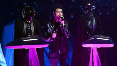 Daft Punk e The Weeknd