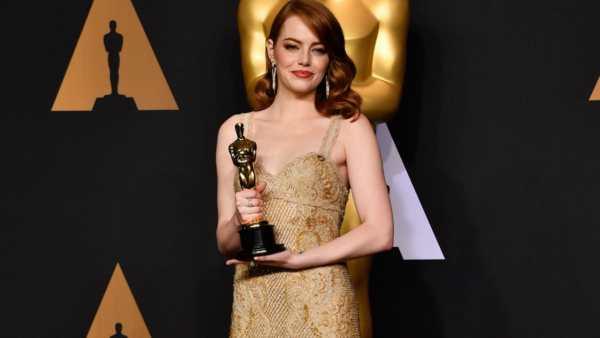 Emma Stone migliore attrice Oscar 2017