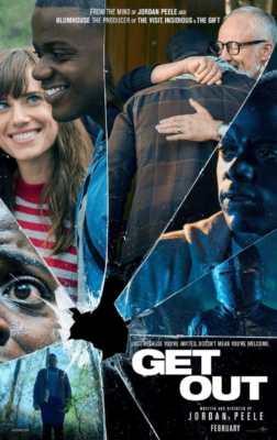 Scappa Get Out Recensione film horror - la locandina