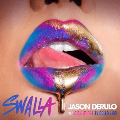 Jason Derulo Nicki Minaj hit Swalla