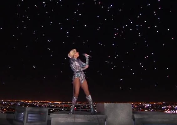 Lady Gaga half time Super Bowl 2017