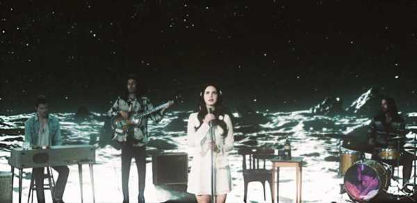 Lana Del Rey video Love