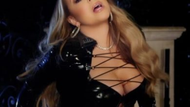 Mariah Carey curve video I Don't.