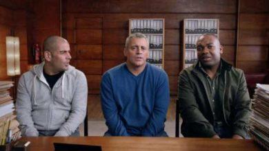Matt LeBlanc, Chris Harris e Rory Reid pronti per Top Gear 2017