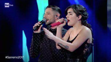 Nesli e Alice Paba a Sanremo 2017