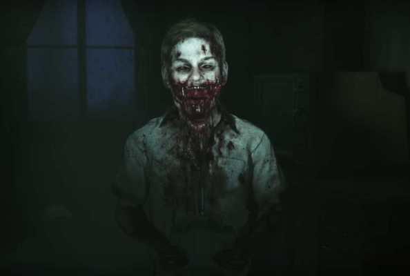 Immagine tratta dal film Resident Evil Vendetta.