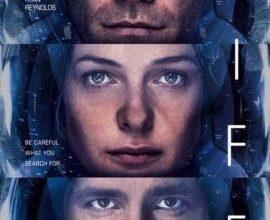 Life Recensione Film - Ryan Reynolds, Rebecca Ferguson e Jake Gyllenhaal nella locandina di Life.
