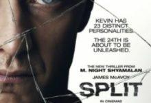 Split recensione film - la locandina