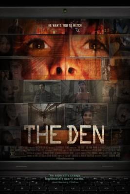The Den - migliori film horror da vedere al buio e da soli