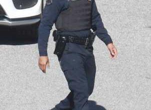Will Smith in Bright, il film Netflix.