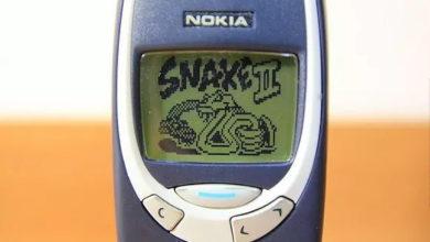 il Nokia 3310 con Snake