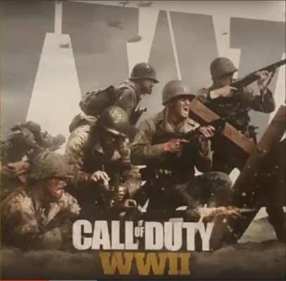 Artwork per Call of Duty WW2 di Activision