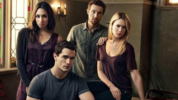 cast di Humans, la serie tv.