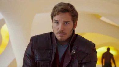 Chris Pratt in Guardiani della Galassia 2