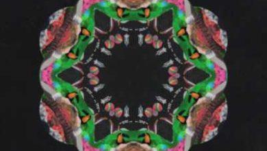La cover dell'EP Kaleidoscope