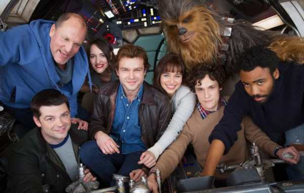 Ron Howard Han Solo spin-off