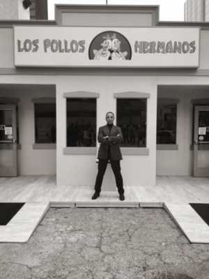 Gus Fring da Los Pollos Hermanos nella vita reale