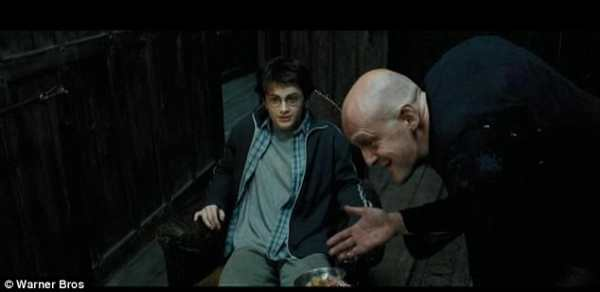 Jim Tavare in Harry Potter