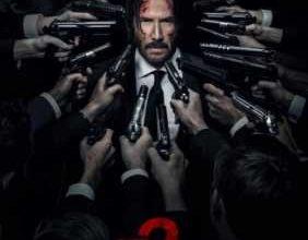 Recensione John Wick 2, la locandina del film.