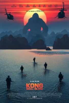 Kong: Skull Island recensione - Locandina Film