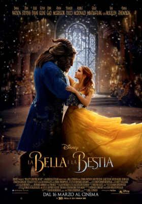 La Bella e La Bestia recensione - Locandina Film