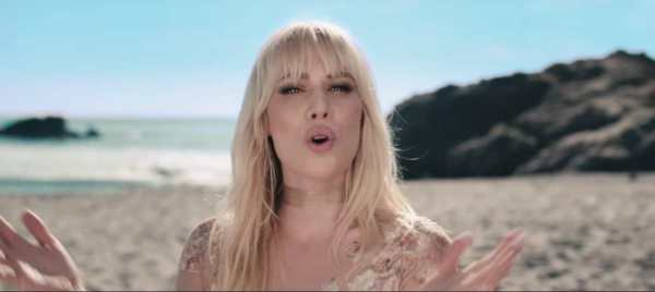Natasha Bedingfield Let Go video