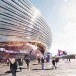 foto del nuovo stadio della Fiorentina
