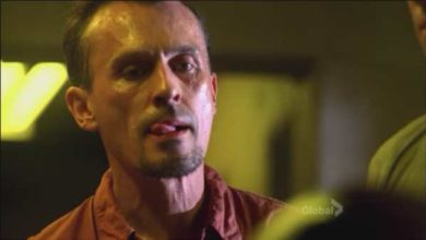 T-Bag in Prison Break: Resurrection