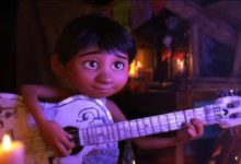 Immagine dal trailer di Coco