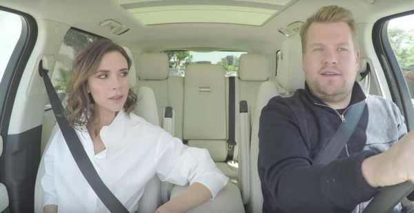 Victoria Beckham spin-off Carpool Karaoke