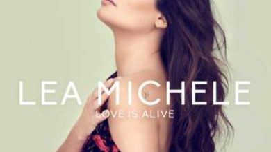 cover per Love Is Alive di Lea Michele